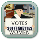 Suffragettesicon