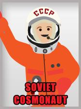 SOVIETCOSMONAUT